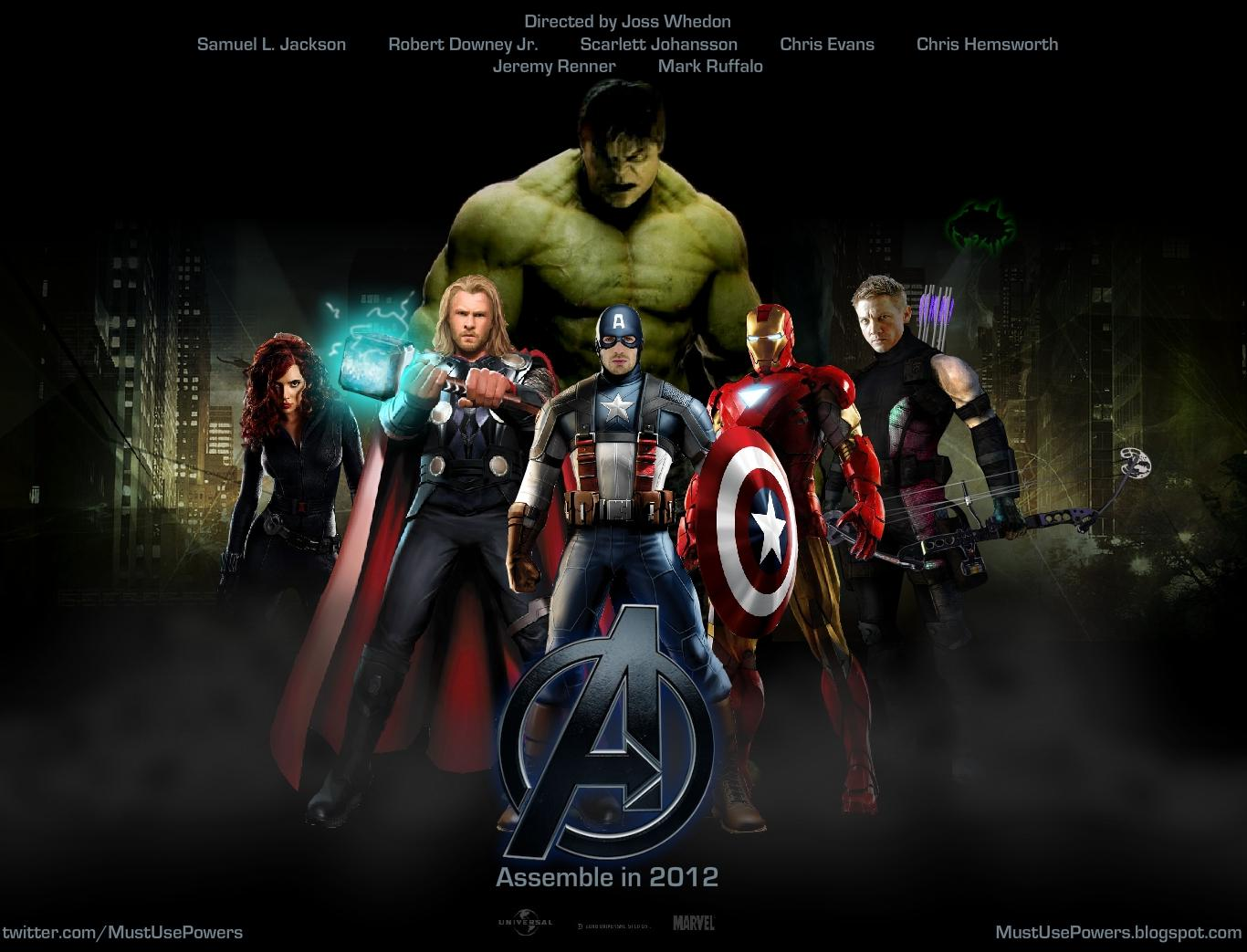 The Avengers - Earth's Mightiest Mortals